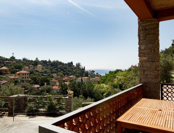 vista terrazzo